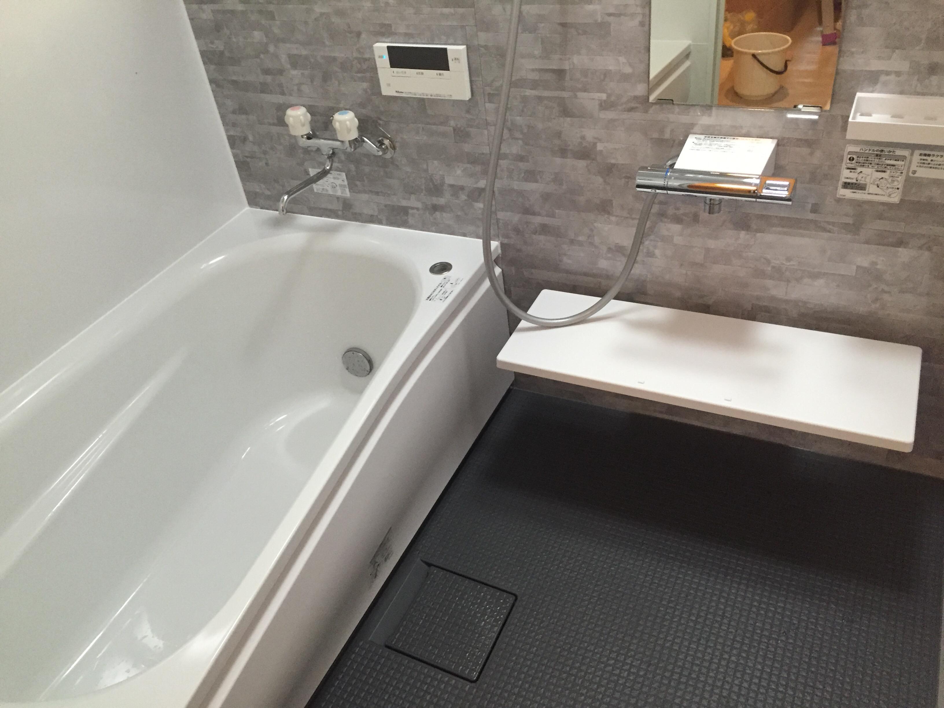 西条市 浴室リフォーム 施工後2