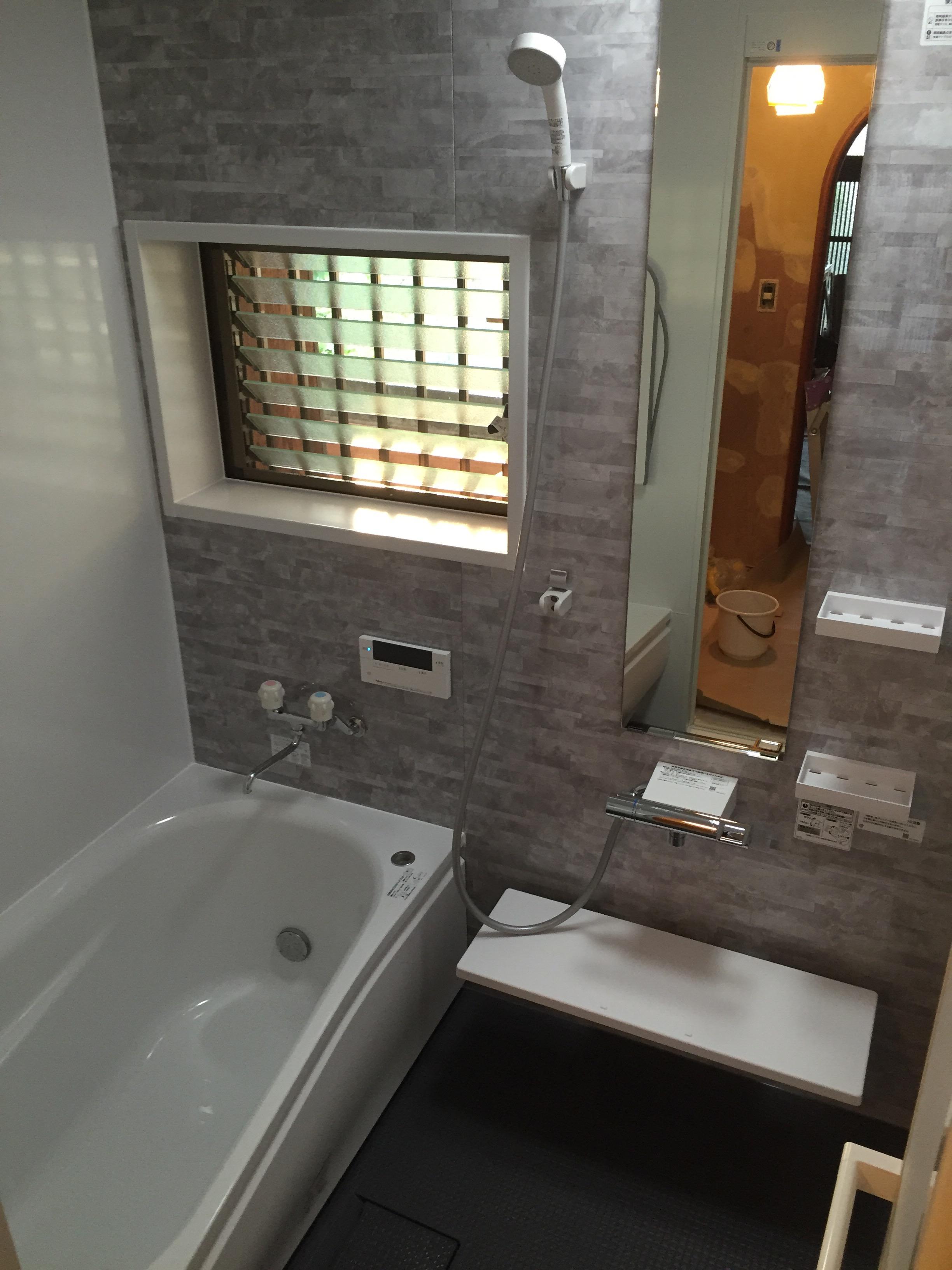 西条市 浴室リフォーム 施工後3