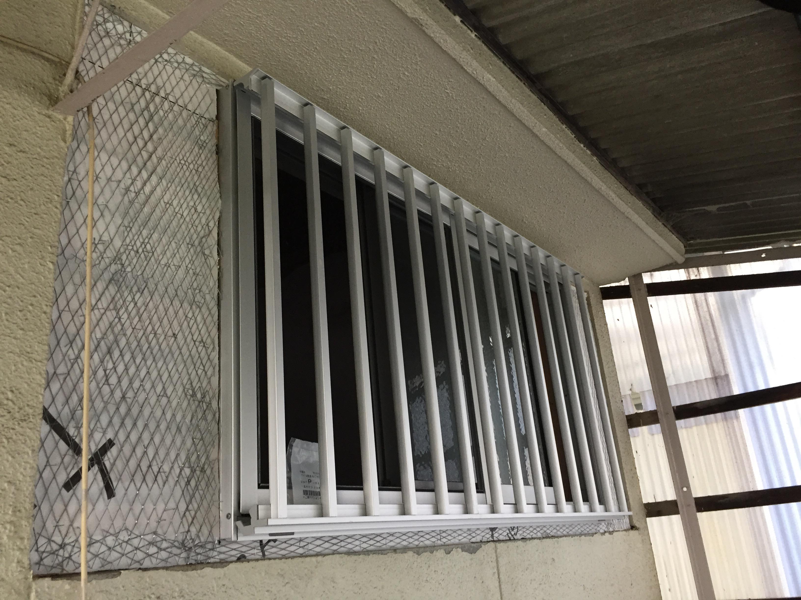 西条市 タイルのお風呂からユニットバスへリフォーム 窓